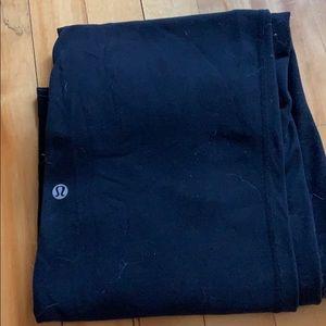 Lululemon - Black Yoga Workout Pants hidden pocket